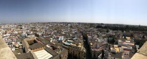 Siviglia, Panorama dalla Giralda
